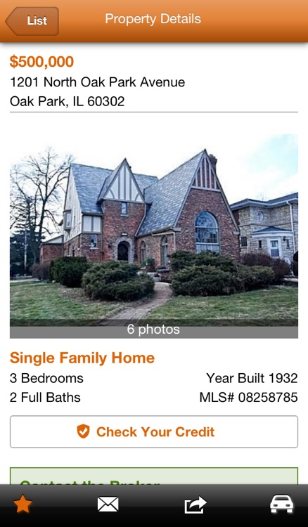 HomeFinder.com Real Estate Search - Homes for Sale, Rentals & Foreclosures screenshot-3