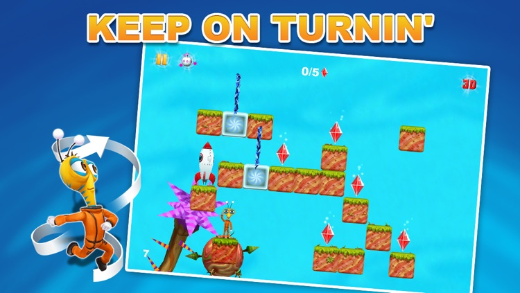 Turn 'N' Run Free screenshot-3