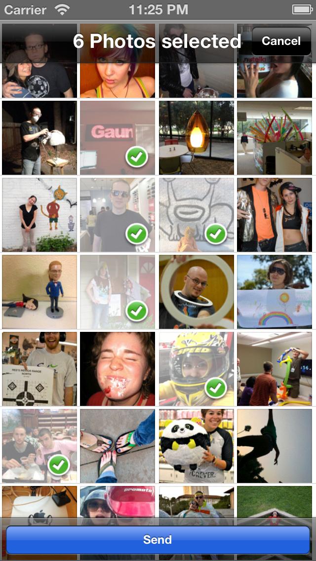Bluetooth Photo Share Proのおすすめ画像4