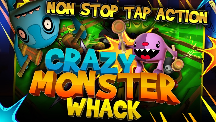 Crazy Monster Whack screenshot-0