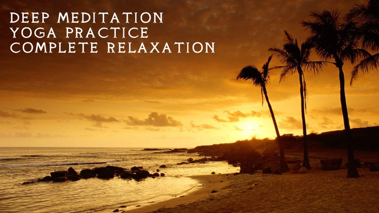 Relaxation & Meditation: Sunset