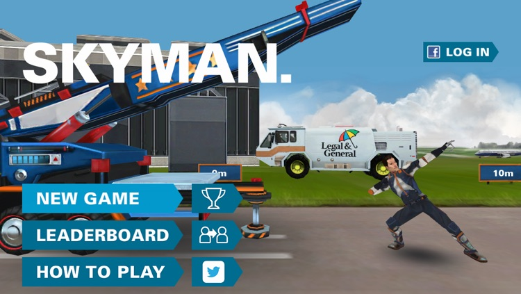 Skyman screenshot-0