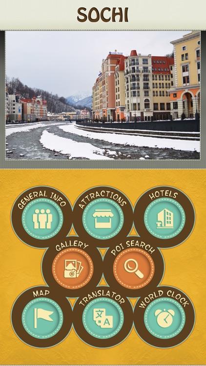 Sochi City Travel Guide