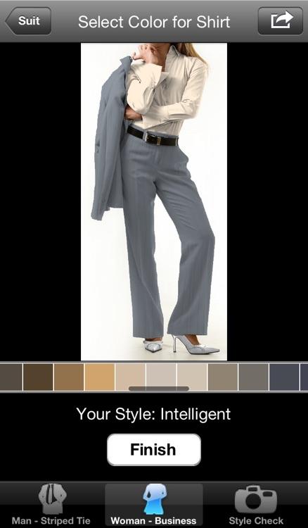 Dress Guide Pro - Perfect Color Matching screenshot-4