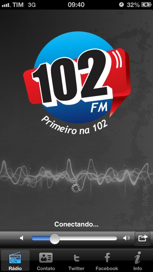 Rádio 102 FM | Macapá | Brasil-1