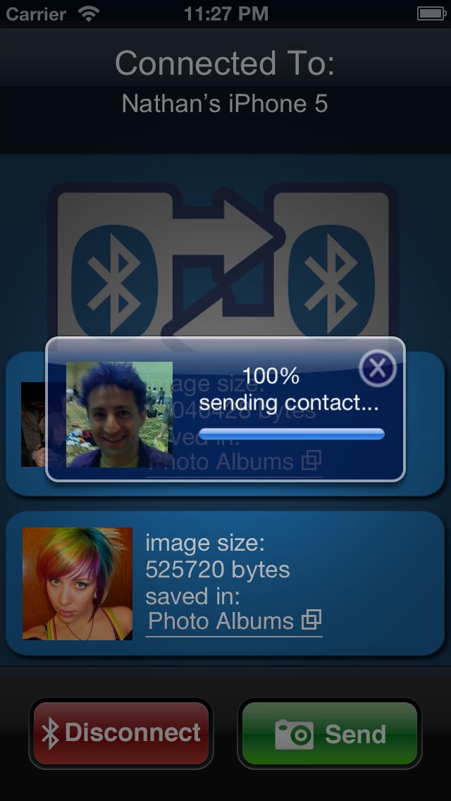 Bluetooth Photo Share Proのおすすめ画像2