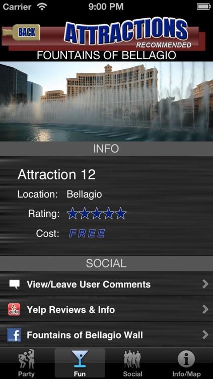 Vegas Party Stops screenshot-3