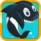 Sea Whale Splash icon