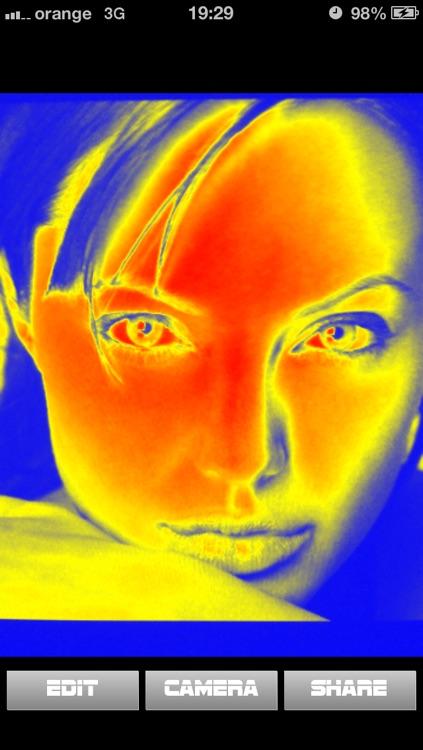 Live Thermal Simulation