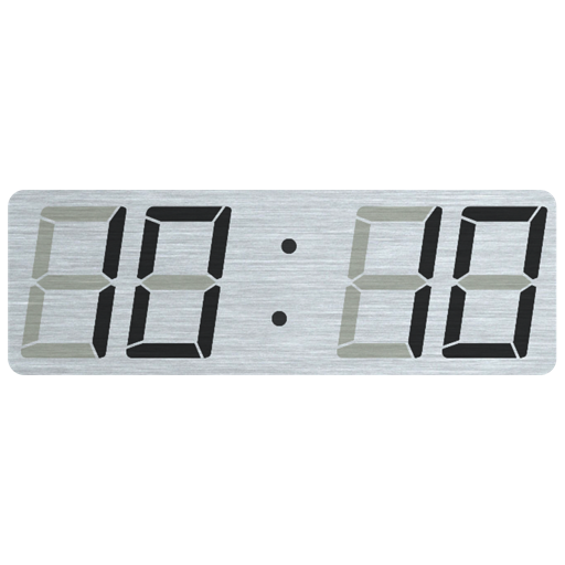 Digital Desktop Clock