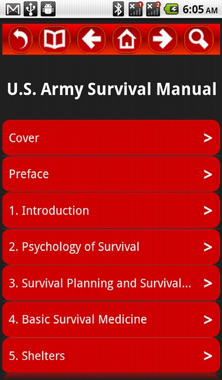 U.S. Survival Tools Pro screenshot-1