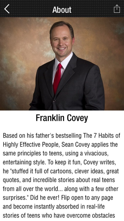 The 7 Habits of Highly Effective Teens: The Ultimate Teenage Success Guide by Sean Covey