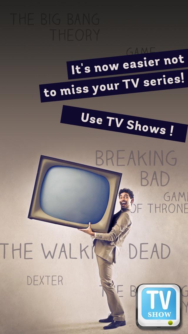 TV Shows screenshot1