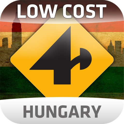 Nav4D Hungary @ LOW COST icon