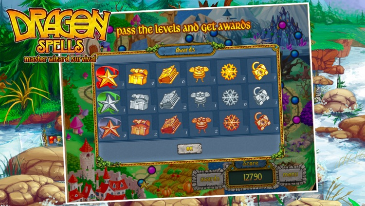 """Dragon Spells Master Wizard Survival Multiplayer by """"Fun Free Kids Games"""" for iPhone, iPad and iPod Touch"""