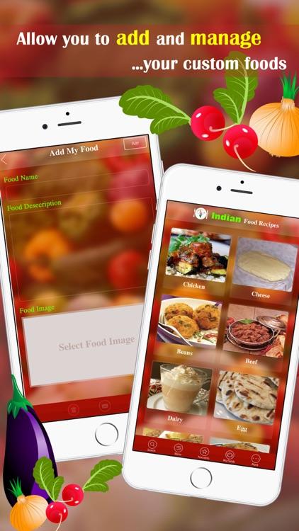 Indian Food Recipes+ screenshot-4