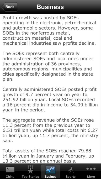 China News, 24/7 English Paper screenshot-4