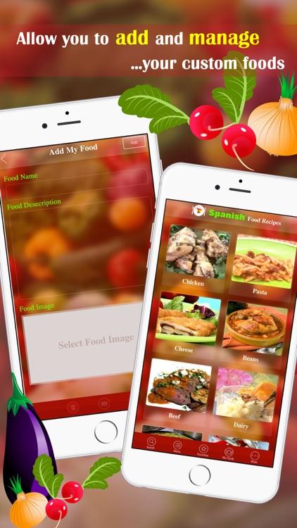 Spanish Food Recipes screenshot-4