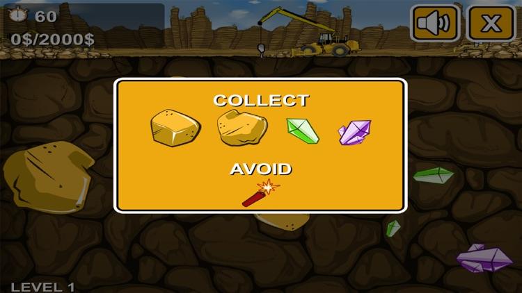 The Gold Miner - Digger screenshot-4