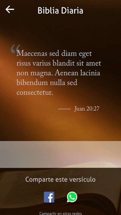 Biblia Diaria screenshot-2