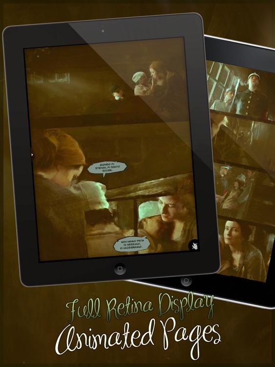 Helga Deen. The Last Night. screenshot-3