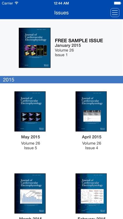 Journal of Cardiovascular Electrophysiology
