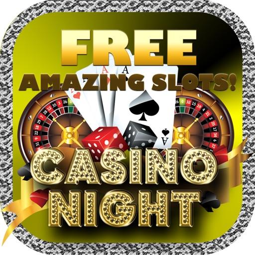 FREE Amazing Slots! CASINO NIGHT - Today FREE