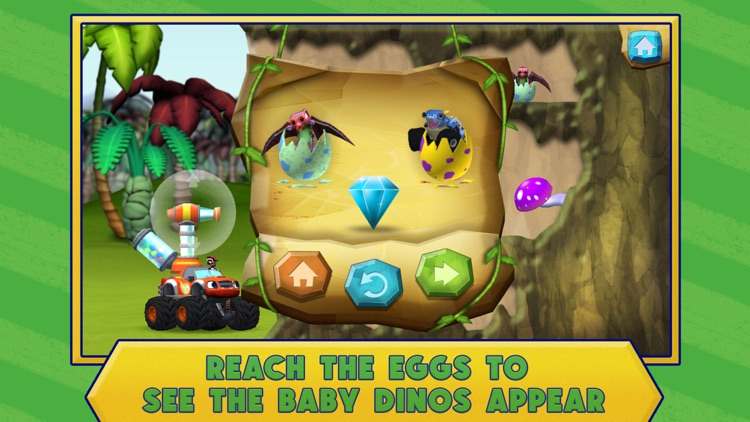 Blaze: Dinosaur Rescue screenshot-4
