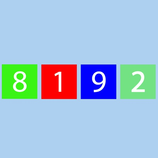 8192 - Ultimate Tile Puzzle Game