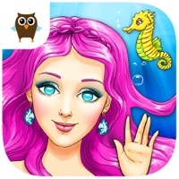 Codes for Mermaid Ava and Friends - Ocean Princess Hair Care, Make Up Salon, Dress Up and Underwater Adventures Hack