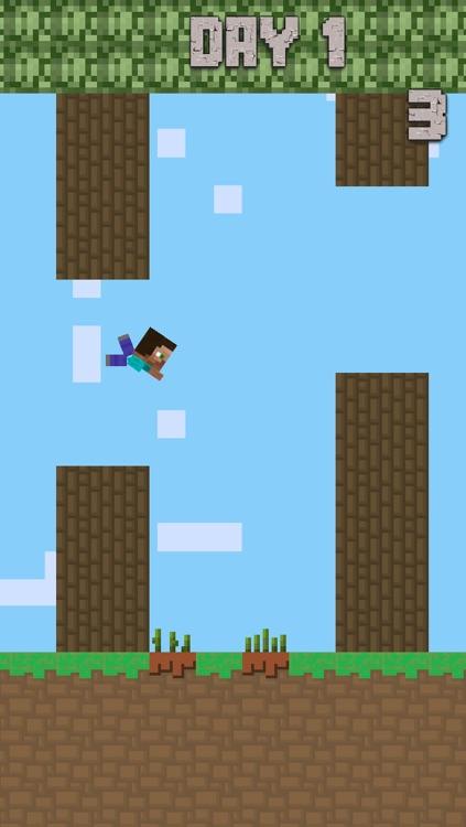 Crafty Steve - The Flappy Fun Bird Man