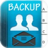 Backup Contacts. - iPhoneアプリ
