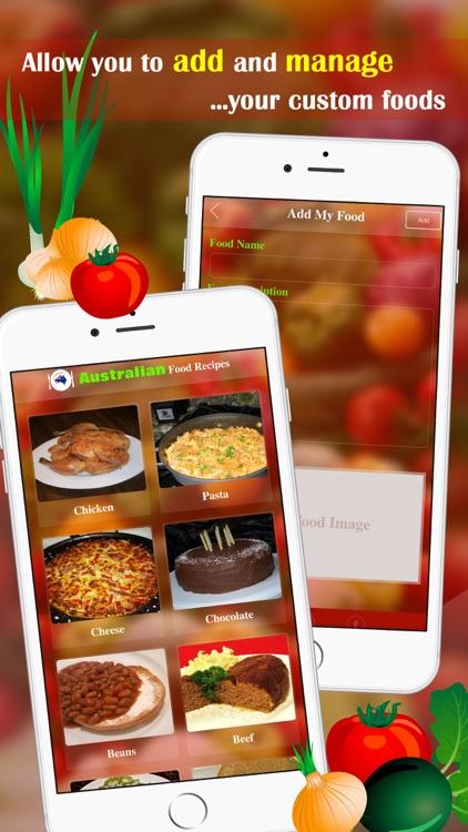 Australian Food Recipes screenshot-4