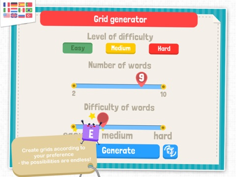 KidEWords - Crossword puzzles for kids-ipad-4