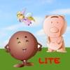 オーディオブック:子供の好きな英語の物語2-lite