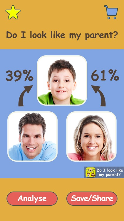 Do I Look Like My Parents Pro - Guess who are the most resemble to you, mom or dad?