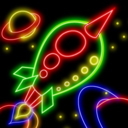 3D Glow Doodle