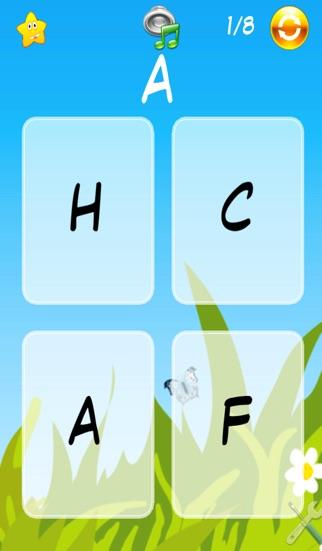 Telecharger J Apprends L Alphabet Majuscule Script Cursive Jeu Pour Les Enfants En Maternelle Cp Pour Iphone Ipad Sur L App Store Education