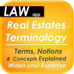 Real Estate Full Terminology