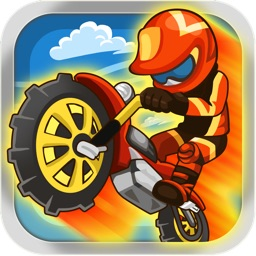 Bike-Race Legends:An Off-Road Dirt Track Racing MMO Game
