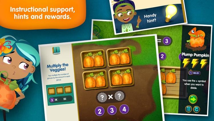 Lumio Farm Factor: Multiply and Divide Basics (Full Version) screenshot-4