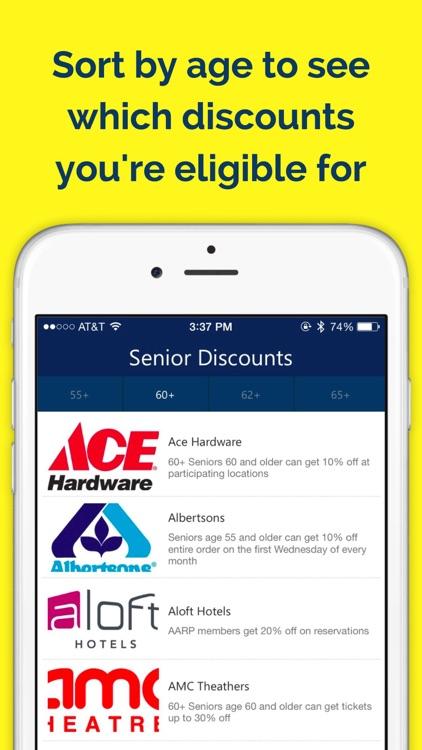 Senior Discounts — Money Saving Guide
