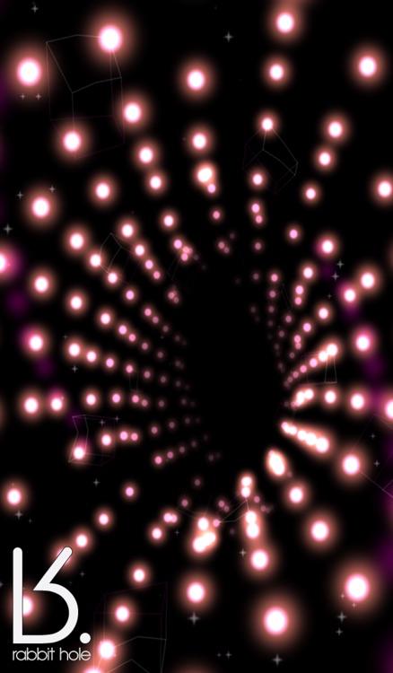 Music Visualizer ~ Rabbit Hole screenshot-3