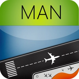 Manchester Airport (MAN) Flight Tracker Radar