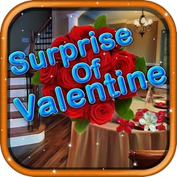 Surprise of Valentine - Free Hidden Objects game for kids and adults