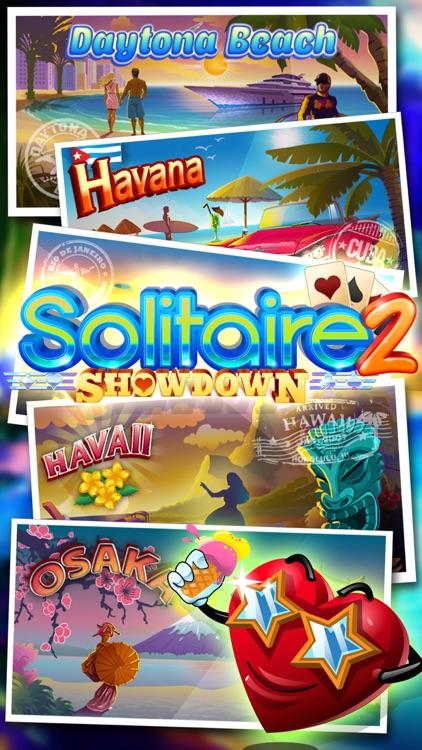 Solitaire Showdown 2 screenshot-3