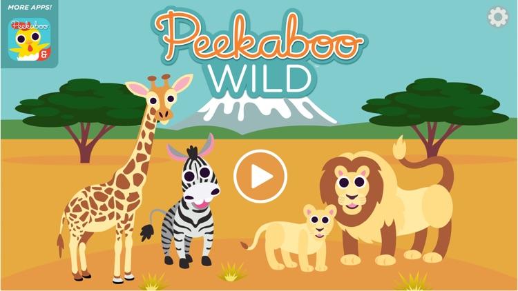 Peekaboo Wild