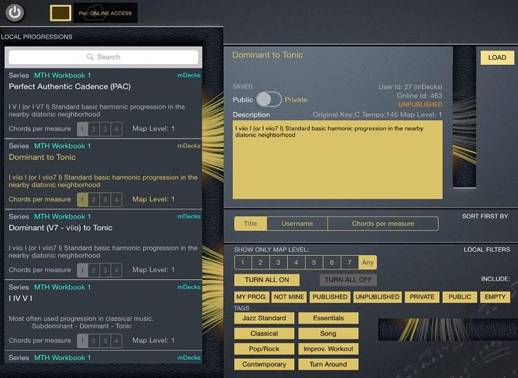 Mapping Tonal Harmony L1 screenshot-3