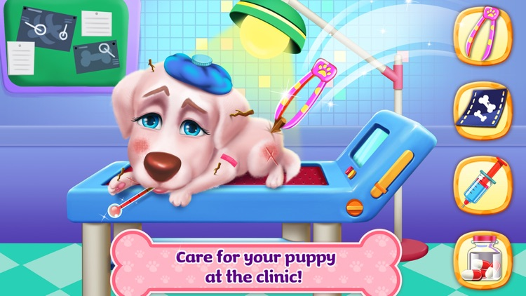Puppy Life Secret Party screenshot-4