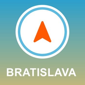 Bratislava, Slovakia GPS - Offline Car Navigation